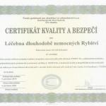 Certifikát 2019